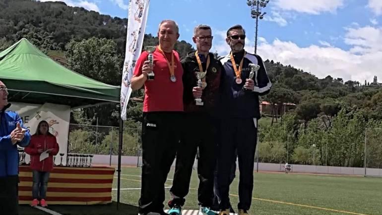 Campeonato Catalunya Máster en pista