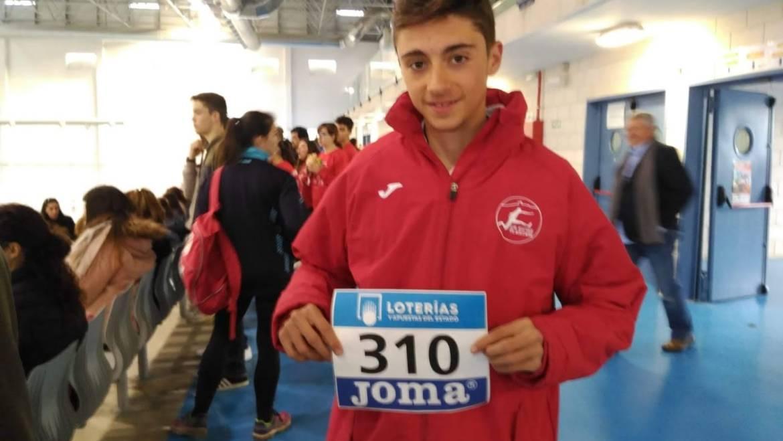 Campeonato de España de pista cubierta