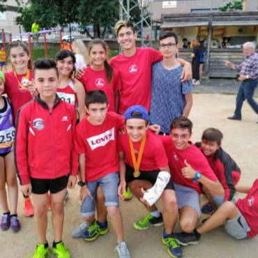 Jornada Final Campeonato Cataluña 2018